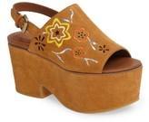 See by Chloe Women's Dakota Platform Sandal