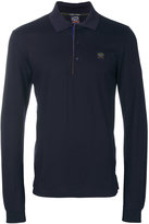Paul & Shark longsleeved polo shirt