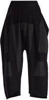 Issey Miyake Rusk Reversible Draped Pants