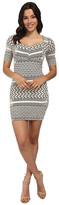 Brigitte Bailey Stripe Print Delilah Dress
