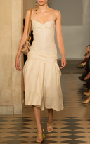 Jacquemus Dropped Waist Dress
