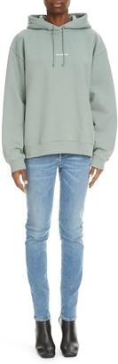 Acne Studios Feirdra Logo Cotton Hoodie