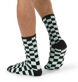 Vans Checkerboard Crew Sock