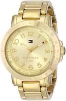 Tommy Hilfiger Women's 1781395 Analog Display Quartz Watch