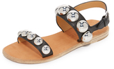 Marc Jacobs Magnetic Cabochon Sandals