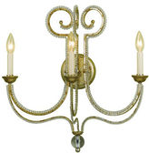 AF Lighting Camerson Three-Light Wall Sconce