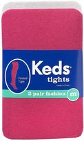 Keds 2-pk. glitter tights - girls