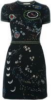 Valentino 'Astro Couture' knit dress