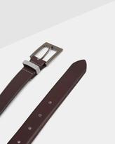 Ted Baker Embossed leather belt