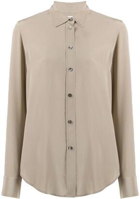 Filippa K Filippa-K loose-fit silk shirt
