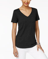 Style&Co. Style & Co Pocketed T-Shirt, Created for Macy's