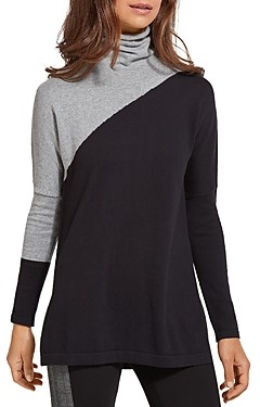 Lysse Cypress Color Blocked Sweater
