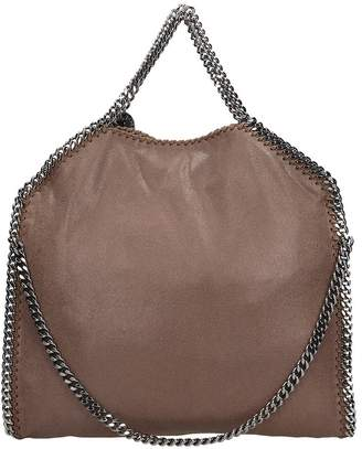 Stella McCartney Falabella Tote In Brown Faux Leather