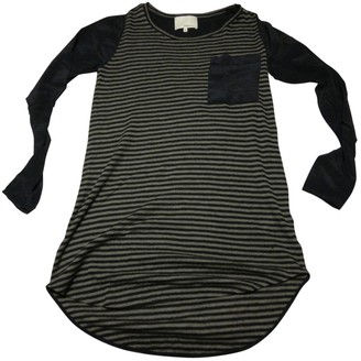 3.1 Phillip Lim Blue Wool Top for Women