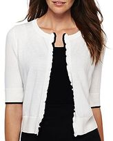 JCPenney Worthington® Open-Front Cardigan Sweater