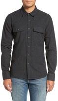 Current/Elliott Trim Fit Two Pocket Sport Shirt