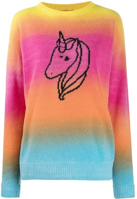 Ireneisgood Unicorn Knit Jumper