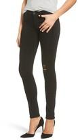 Hudson Women's Krista Distressed Super Skinny Jeans