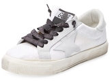Golden Goose Deluxe Brand Printed Lace Low-Top Sneaker