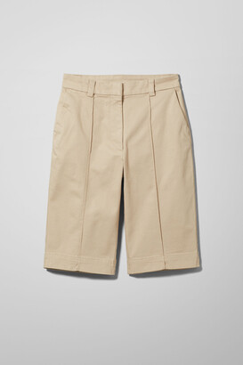 Weekday Tamik Shorts - Black