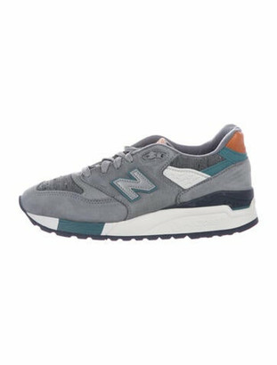 New Balance Classics Traditionnels Suede Athletic Sneakers w/ Tags Grey