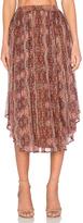 Bardot Moroccan Tile Skirt