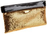 Kate Spade New York  Sparkle Summit Agathe Clutch,Gold,One Size