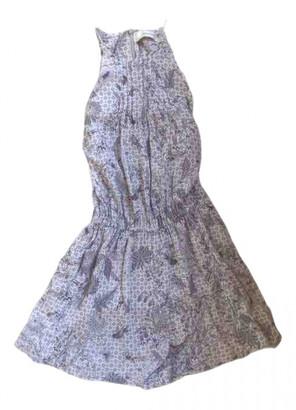 Zimmermann White Cotton Jumpsuits