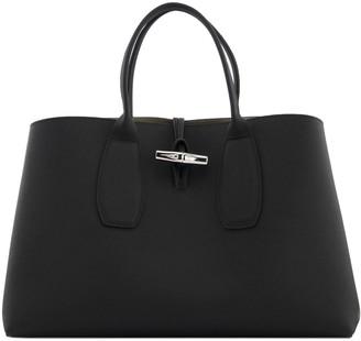 Longchamp Roseau Top Handle Bag L