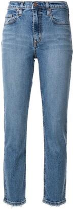 Nobody Denim True slim ankle jeans