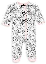 Little Me Infant Girls' Perfect Poodle Footie - Sizes 3-9 Months