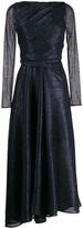 Talbot Runhof Ross dress
