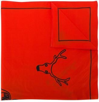 HUGO Guiness Diomede scarf