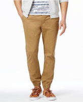American Rag Men's Twill Jogger Pants, Only At Macy's