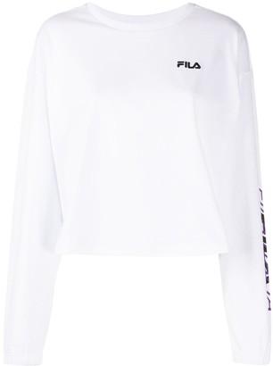 Fila Back-Logo Sweatshirt