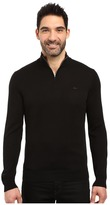 Lacoste Classic 1/4 Zip Jersey Sweater