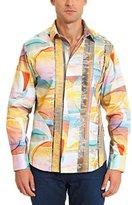 Robert Graham Men's Lake Mead Long Sleeve Button-Down Shirt