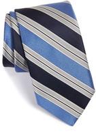 John W. Nordstrom &Coples& Stripe Silk Tie
