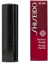 Shiseido Perfect Rouge Fuchsia for Women Lipstick, 0.14 Ounce by