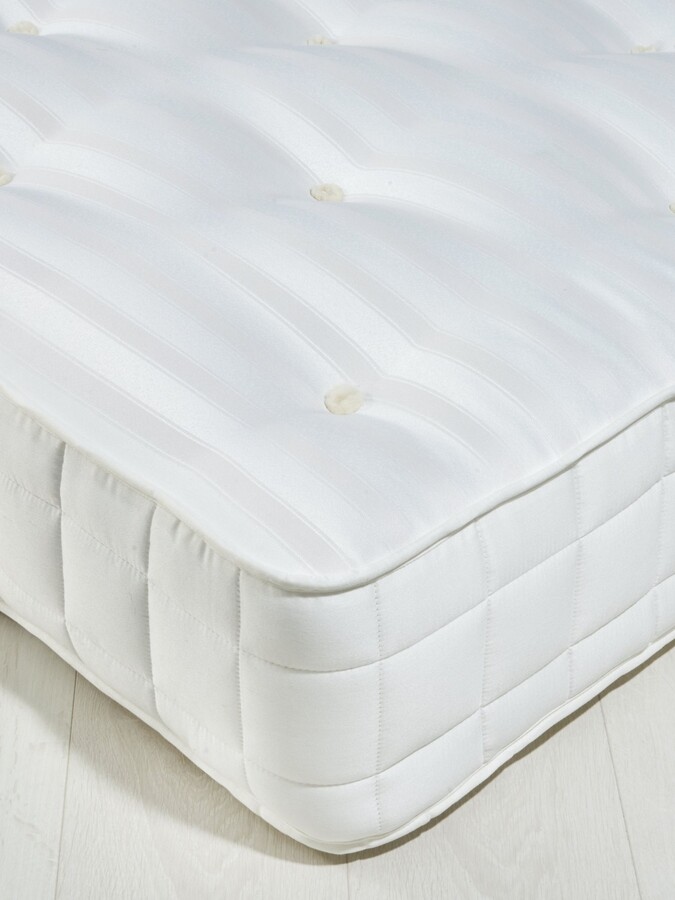 John Lewis & Partners Classic Collection Ortho Support 1000 Pocket Spring Zip Link Mattress, Firm Tension, Super King Size