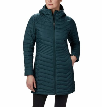 Columbia Womens Powder Lite Mid Jacket Winter Water Repellent