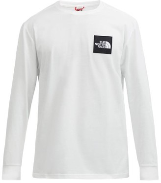 The North Face Boruda Long-sleeved Cotton-jersey T-shirt - White