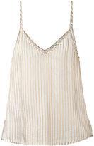 Mes Demoiselles spaghetti strap top - women - Polyester/Viscose - 38