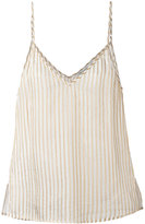 Mes Demoiselles spaghetti strap top - women - Polyester/Viscose - 40