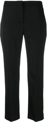 Alexander McQueen Cropped Trousers
