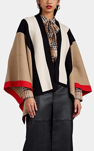 13d6382ee63 Burberry Cape For Women - ShopStyle