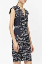 French Connection Tapir Wave Dress