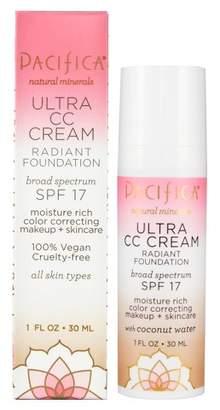 Pacifica Ultra CC Cream Radiant Natural/Medium Foundation - 1 fl oz