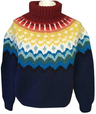 Anya Hindmarch Multicolour Wool Knitwear