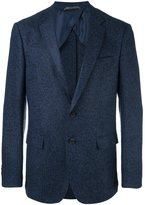 HUGO BOSS grain effect blazer - men - Acrylic/Polyamide/Polyester/Wool - 50